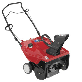 Troy-Bilt Squall 210 123 cc 21-in Single-Stage Gas Snow Blower