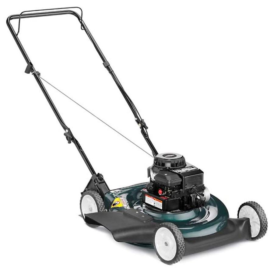 Shop Bolens 148 Cc 21 In Side Discharge Gas Push Lawn