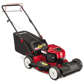 Troy-Bilt TB210 7.25 ft-lbs 21-in Self-Propelled Gas Push Lawn Mower