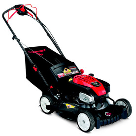 Troy-Bilt XP TB330 XP 21-in Self-Propelled Rear Wheel Drive Gas Push Lawn Mower
