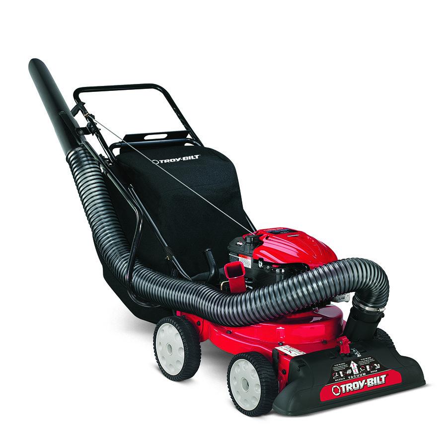 Shop Troy-Bilt 2-Bushel Lawn Vacuum at Lowes.com