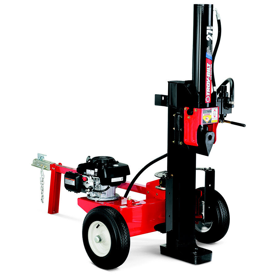 This powerful 37 ton NorthStar Log Splitter will split any log that gets in its way in either in a vertical or horizontal position. Powered by a Honda GX engine with an exclusive idle down feature that saves fuel and reduces noise while you load the next log.