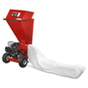 Troy-Bilt 205-cc Chromium Gas Wood Chipper