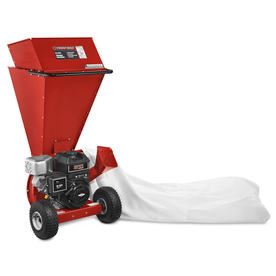 Troy-Bilt 205cc Chromium Gas Wood Chipper