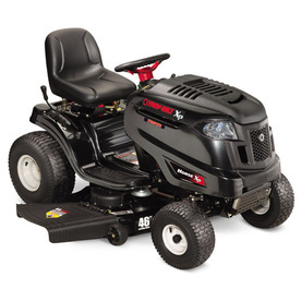 Troy-Bilt XP Horse XP 22 HP Hydrostatic 46-in Riding Lawn Mower with Kohler Engine