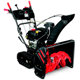 Troy-Bilt XP Storm Tracker 2690 XP 208-cc 26-in Two-Stage Electric Start Gas Snow Blower with Heated Handles and Headlight