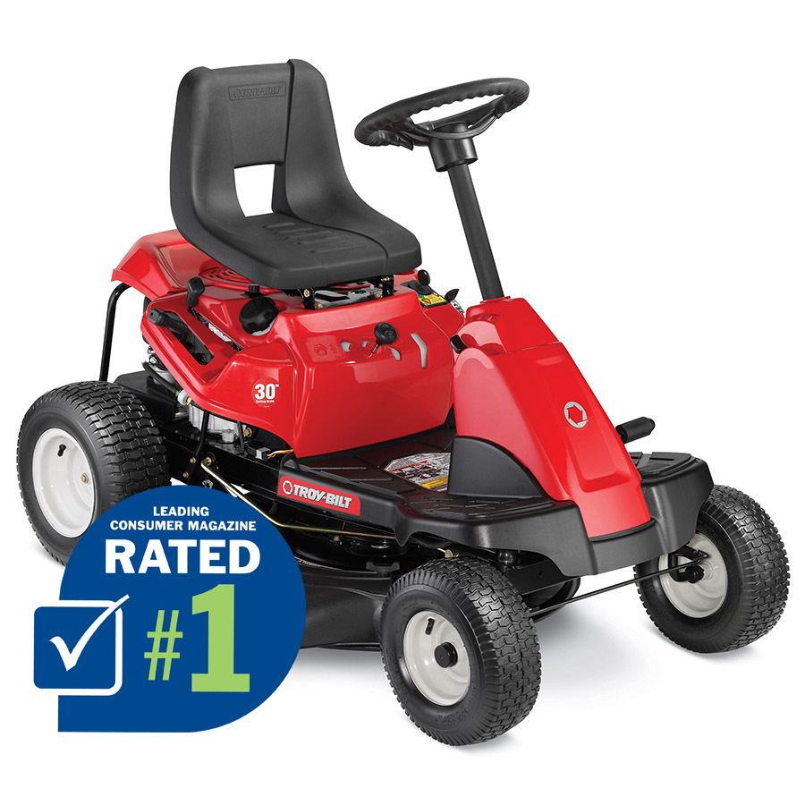 Riding Lawn Mower Gears : Shop troy bilt tb r hp manual gear in riding lawn