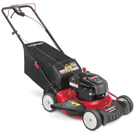 Troy-Bilt TB320 21-in Self-Propelled Rear Wheel Drive Gas Push Lawn Mower