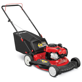Troy-Bilt TB110 5.50 Ft-Lbs Torque 21-in Gas Push Lawn Mower