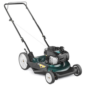 Bolens 14-cc 21-in 2-in-1 Gas Push Lawn Mower with Mulching Capability