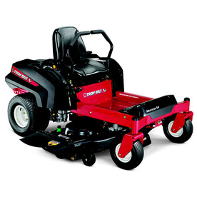 Troy-Bilt XP Mustang 54 26 HP V-Twin Dual Hydrostatic 54-in Zero-Turn Lawn Mower with Briggs & Stratton Engine