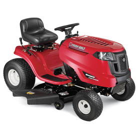 Troy-Bilt Bronco 19 HP Automatic 42-in Riding Lawn Mower with Kohler Engine