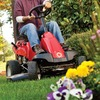 Troy-Bilt TB30R 10.5-HP Manual 30-in Riding Lawn Mower with Mulching Capability