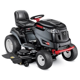 Troy-Bilt XP Super Bronco XP 24-HP V-Twin Hydrostatic 50-in Riding Lawn Mower with Kohler Engine