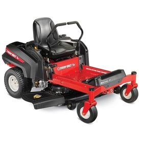 Troy-Bilt XP Mustang 42 XP 22-HP V-Twin Dual Hydrostatic 42-in Zero-Turn Lawn Mower with Mulching Capability