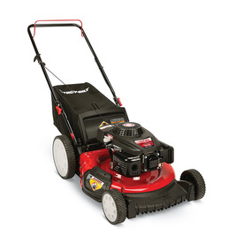 Troy-Bilt TB120 159cc 21-in 3-in-1 Gas Push Lawn Mower with Troy-Bilt Engine and Mulching Capability