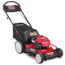 Troy-Bilt TB370 190-cc 21-in Self-Propelled 3-in-1 Gas Push Lawn Mower with Briggs & Stratton Engine and Mulching Capability