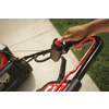 Troy-Bilt TB280 ES 190cc 21-in Self-Propelled Front Wheel Drive 3-in-1 Gas Push Lawn Mower with Mulching Capability