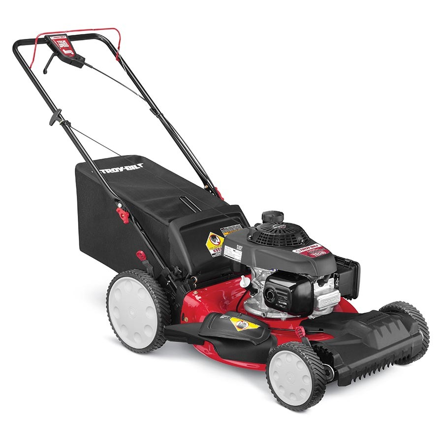 Shop Troy Bilt Tb240 160cc 21 In Self Propelled Front