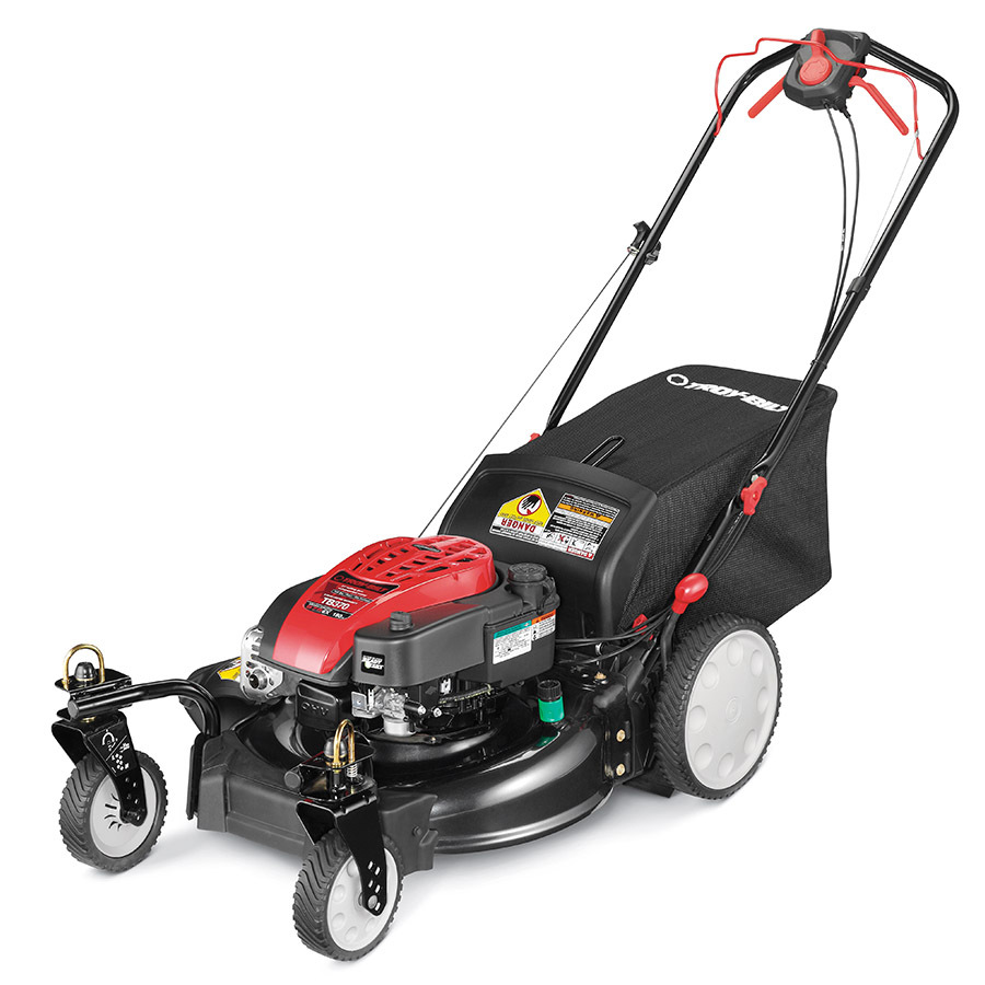 Shop Troy Bilt Xp Tb370 Xp 190cc 21 In Self Propelled High