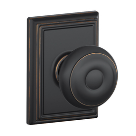 Shop Schlage F Decorative Addison Collections Georgian