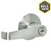 Schlage Elan Satin Chrome Keyed Entry Door Lever