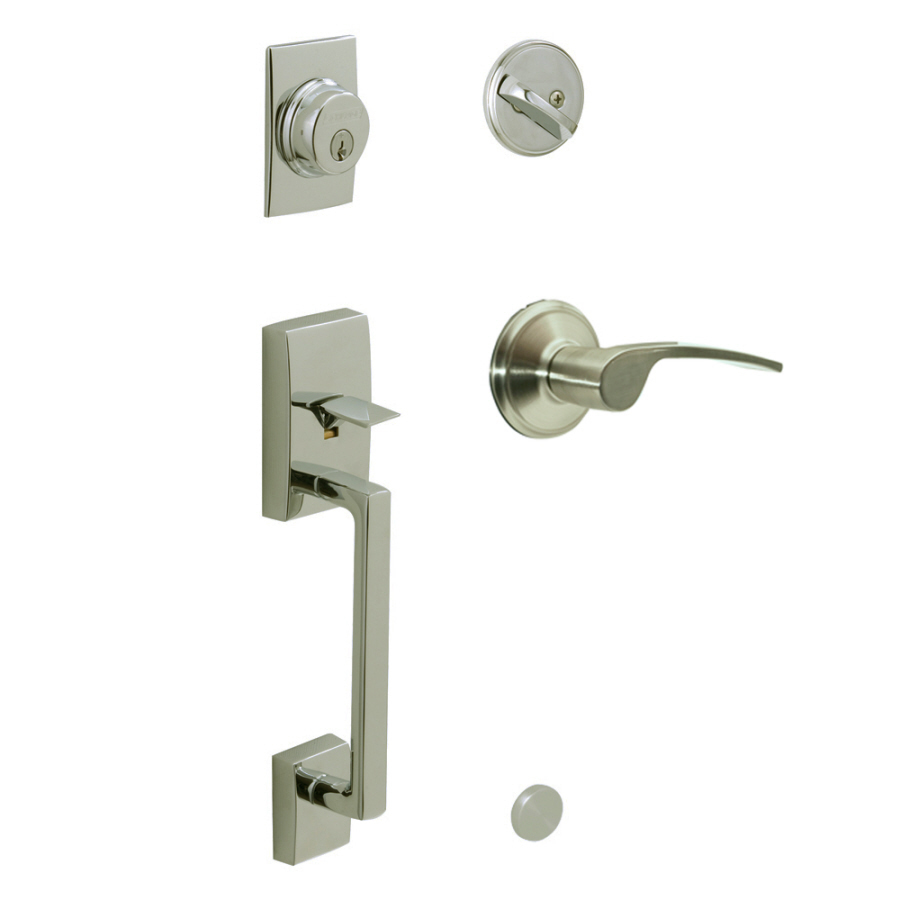 Schlage Exterior Door Locks Schlage 320780 Parthenon