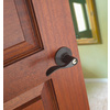 Schlage Accent Traditional Aged Bronze Universal Keyed Entry Door Lever