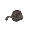 Schlage Callington Oil-Rubbed Bronze Residential Passage Door Lever