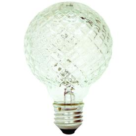 GE 40-Watt Medium Base (E-26) Bright White Dimmable Decorative Halogen Light Bulb