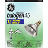 GE 45-Watt PAR38 Medium Base Bright White Outdoor Halogen Spotlight Bulb