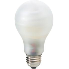 GE 2-Pack 20-Watt (75W Equivalent) 2,700K A19 Medium Base (E-26) Soft White CFL Bulb