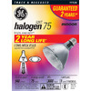 GE 75-Watt PAR 30 Longneck Medium Base Bright White Halogen Spotlight Bulb