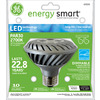 GE 10-Watt (60W) PAR 30 Shortneck Medium Base Soft White Indoor LED Flood Light Bulb ENERGY STAR