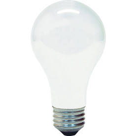 GE 4-Pack 43-Watt A19 Medium Base (E-26) Soft White Dimmable Halogen Light Bulbs