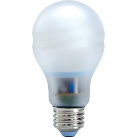 GE 25-Watt (100W Equivalent) 2,700K A21 Medium Base (E-26) Color-Enhancing CFL Bulb