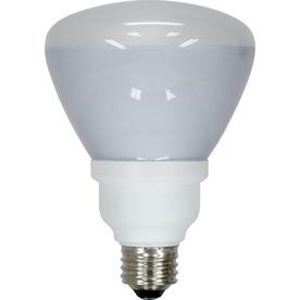 15 watt 65w br30 medium base soft white indoor flood light cfl bulb. Black Bedroom Furniture Sets. Home Design Ideas