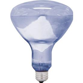 GE 65-Watt BR40 Medium Base (E-26) Color-Enhancing Dimmable Incandescent Flood Light Bulb
