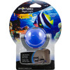 projectables Tropical Fish Blue LED Night Light with Auto On/Off
