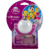 projectables Disney Princess Pink LED Night Light with Auto On/Off