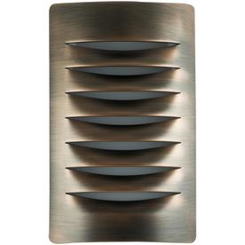 allen + roth Oil-Rubbed Bronze LED Night Light with Auto On/Off