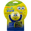 Nickelodeon SpongeBob SquarePants Yellow LED Night Light with Auto On/Off