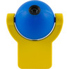 projectables Mickey Mouse Club House Yellow Base with Blue Ball LED Night Light with Auto On/Off