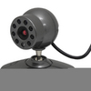 GE Security Camera, Color, Night Vision, Wired