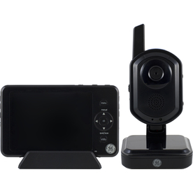 GE Wireless Digital Camera with LCD/DVR Monitor