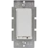 GE 15-Amp 600-Watt White 3-Way Compatible Wireless Digital Dimmer (Works with Iris)