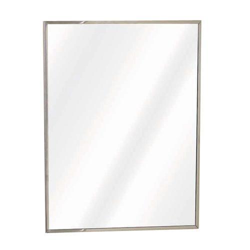 "Bathroom Medicine Cabinets - Rhett Series 36"" x 30"" Wave Triple"