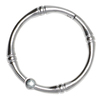 allen + roth 12-Pack Chrome Single Shower Rings