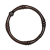 allen + roth 12-Pack Oil-Rubbed Bronze Single Rings