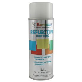 SEYMOUR Clear Indoor/Outdoor Spray Paint
